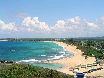 Arecibo's spiaggia