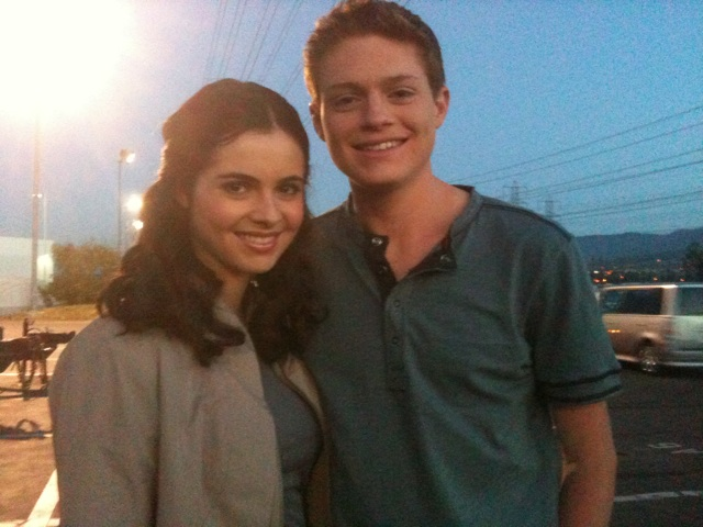 who is emmett dating in switched at birth