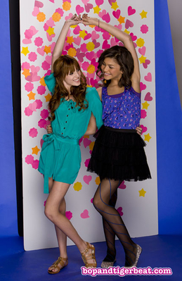 Shake It Up Bella Thorne and Zendaya Photo ShootsZendaya And Bella Thorne Shake It Up