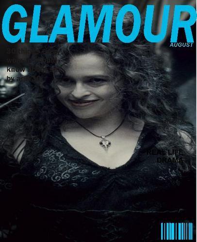 Bella on Magazine Covers