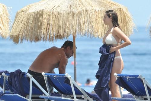 Bikini Candids In Italy