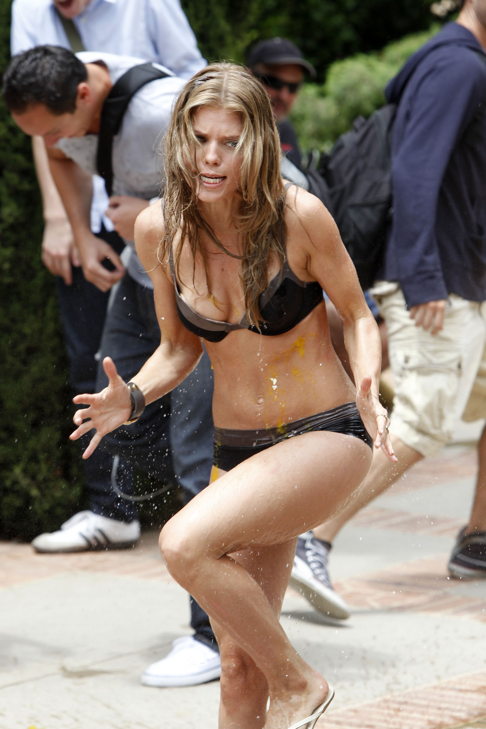 mccord bikini Annalynne hot