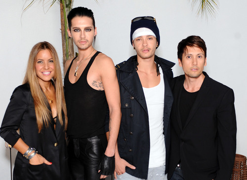 Bill and Tom @ Shay Todd Flagship Store Opening (07.07.11)