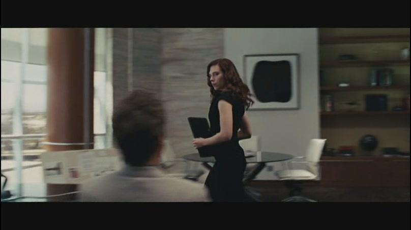 Black Widow Iron Man 2 Female Ass Kickers Image