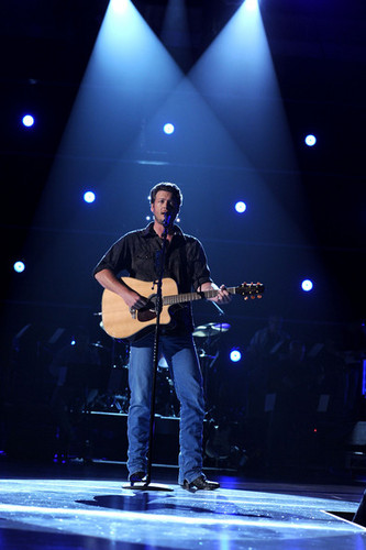 Blake Shelton - 46th Annual Academy Of Country 음악 Awards - Rehearsals