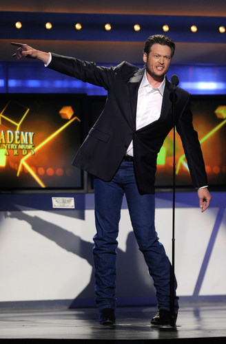 Blake Shelton - 46th Annual Academy Of Country 음악 Awards - Show