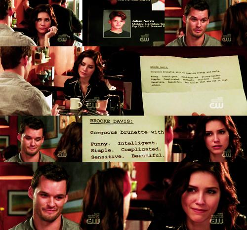 Brooke and Julian: A Fairytale ♥