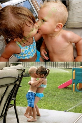 Brother and sister of Justin ..♥
