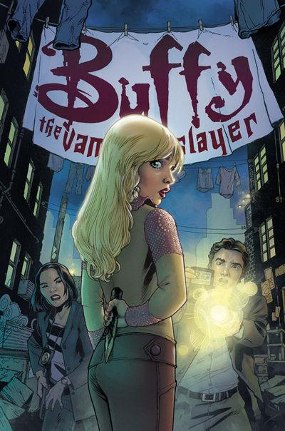 Buffy Season 9 Vol 2 - Georges Jeanty Variant Cover
