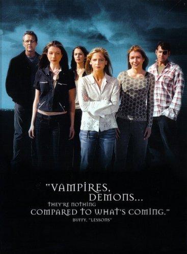 Buffy ang bampira mamamatay-tao