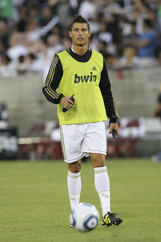 C. Ronaldo (LA Galaxy - Real Madrid)