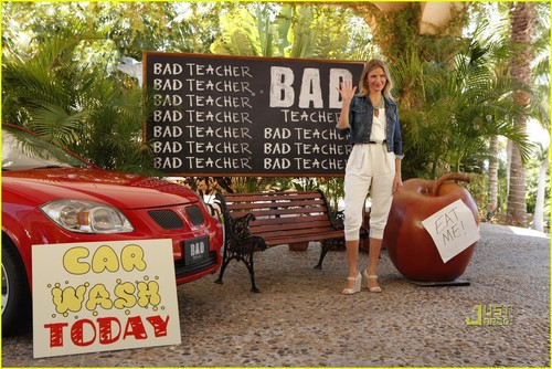 Cameron Diaz: 'Bad Teacher' at Summer of Sony!