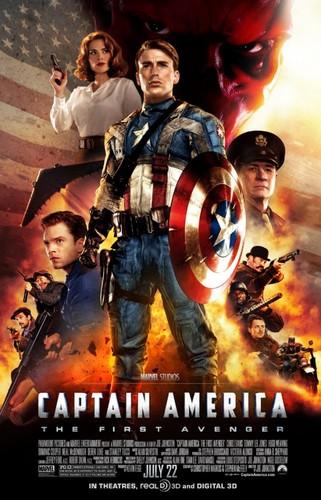Captain America - New Promo Poster