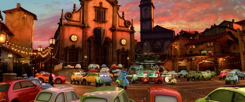 Cars 2 (Disney-Pixar) fond d'écran containing a rue called Cars 2 pics :)