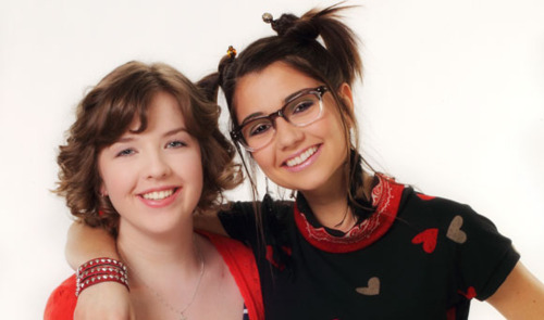 Clare and Imogen