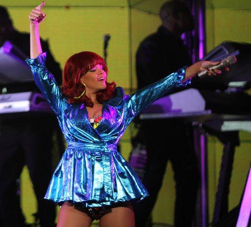 concert In Sunrise, Florida 14 07 2011