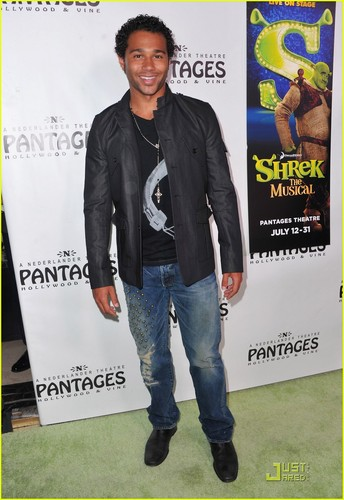 Corbin Bleu: 'Starting Over' with 'Shrek'