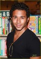 Corbin Bleu: 'Starting Over' with 'Shrek' - corbin-bleu photo