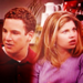 Cory and Topanga - boy-meets-world icon