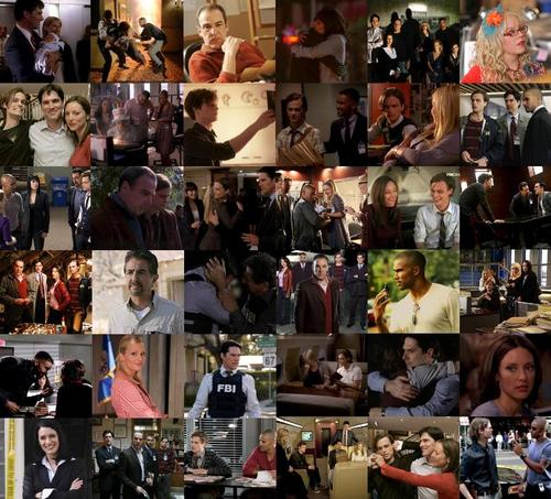 Criminal Minds Collage