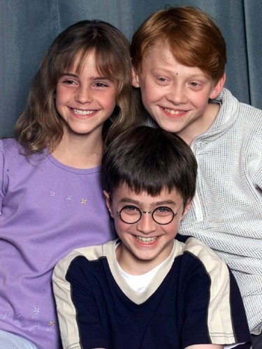 Cutest Harry Potter pic ever seen