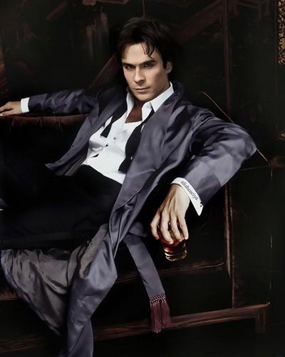 Damon is awesome