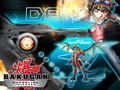 Dan and Helix Dragonoid - bakugan-gundalian-invaders wallpaper