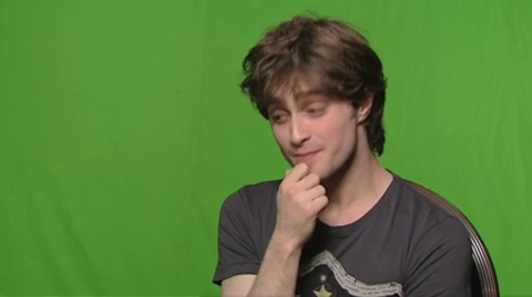 Daniel radcliffe - Deathly Hallows Interview