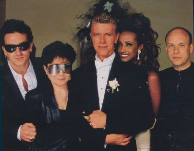 David Bowie's Wedding