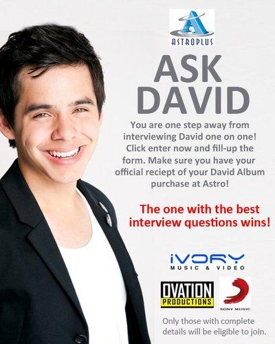 David :)