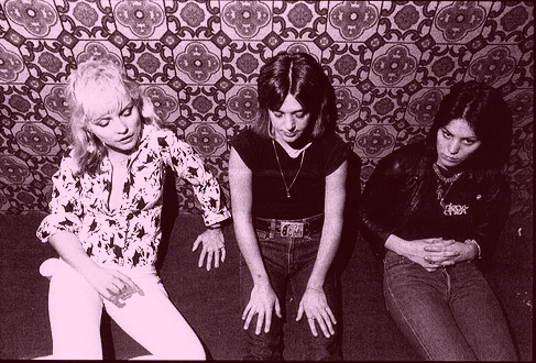 Deborah Harry, Suzi Quatro and Joan Jett