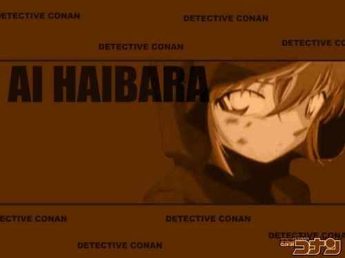 Det. Conan @ Black Organization