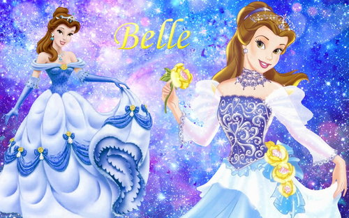 Princesses Disney fond d'écran titled Disney Princess Belle