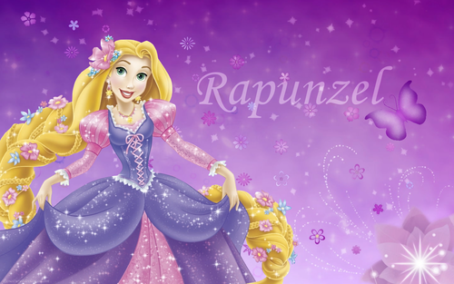 Дисней Princess Rapunzel