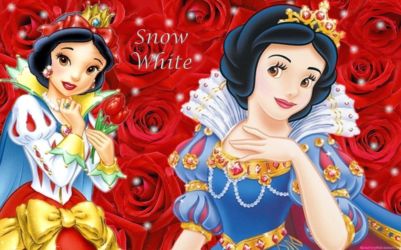 disney Princess Snow White - putri