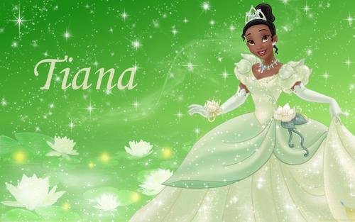 डिज़्नी Princess Tiana
