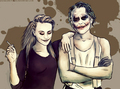 Domestic Bliss - the-joker-and-harley-quinn fan art