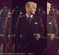 Draco Malfoy - tom-felton fan art
