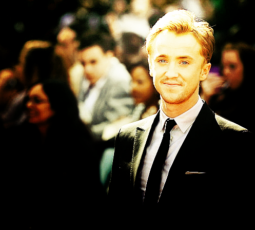 Tom Felton wallpaper with a business suit, a suit, and a three piece suit called Draco Malfoy