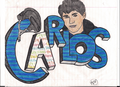 Drawings of Carlos Pena