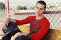 Dylan O'Brien - Troix Magazine 'Boys of Summer' Issue (Scans & Outtakes)