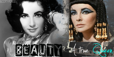 Elizabeth Taylor true beauty <3 ~niks95~