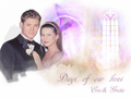 Eric & Greta - days-of-our-lives wallpaper