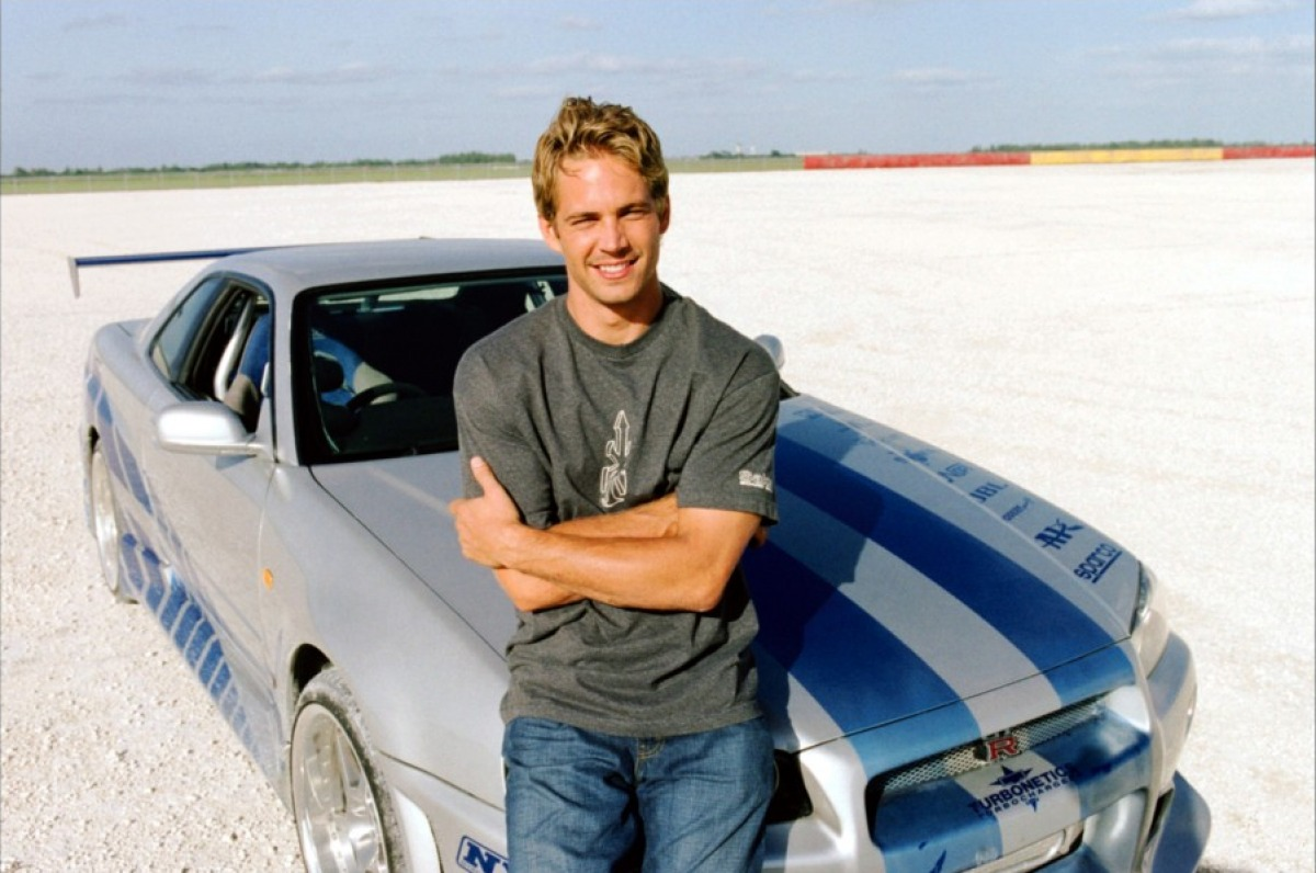 Paul Walker Fast and Furious 1