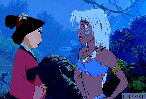 Mulan/Kida