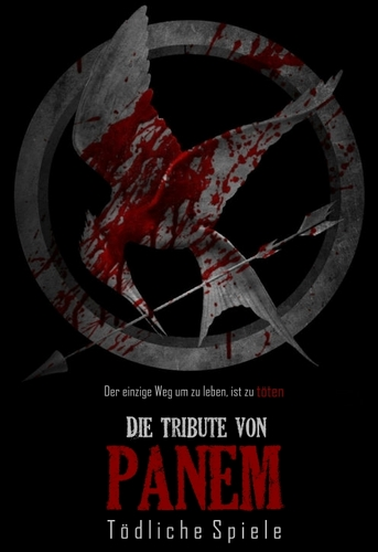 German 제목 in English: The Tributes of Panem - Deadly Games
