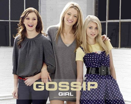 Gossip Girl Hintergrund titled Gossip Girls
