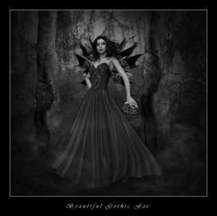 गॉथिक fairy