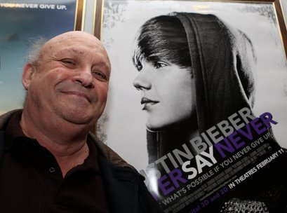 Grandfather of Justin Bieber