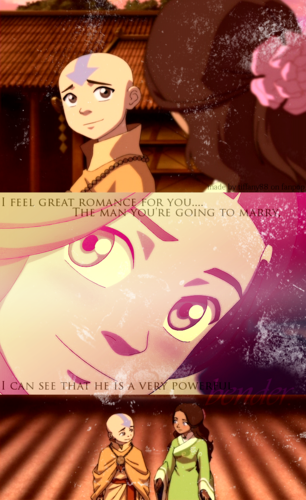 Great Romance ~ Aang n Katara